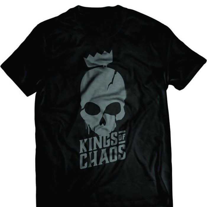 Kings of Chaos Logo T