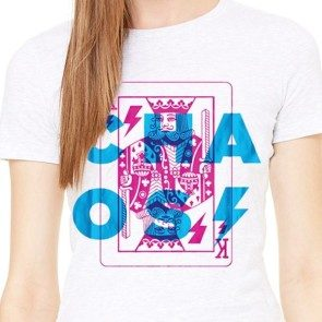 Women's Kings Card T