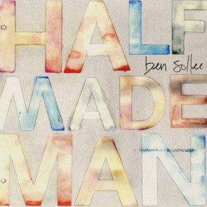 Half Made Man  CD