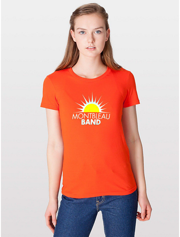 Women's 75 and Sunny T