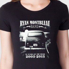 Women's On the Road T