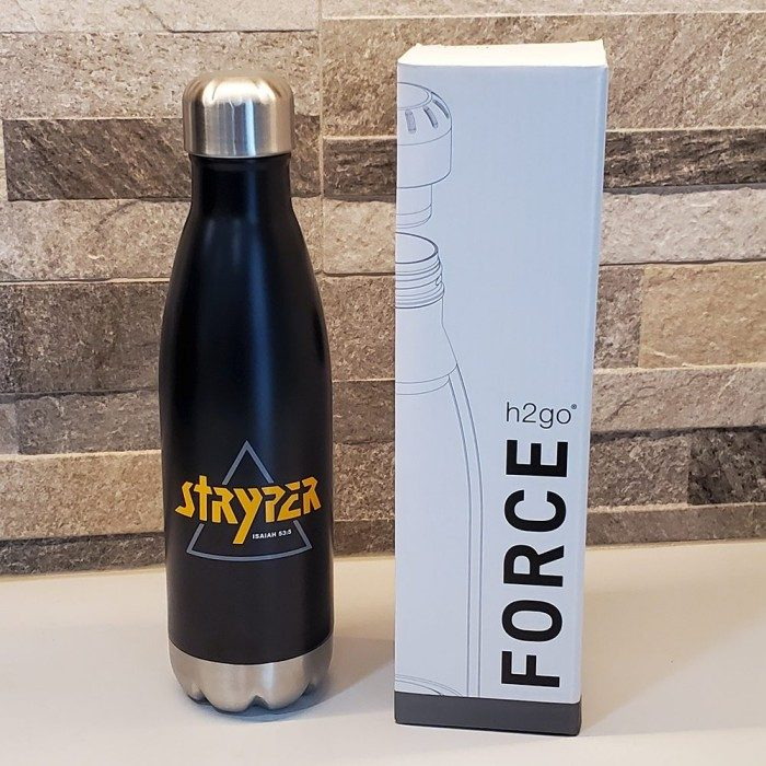 Premium Insulated Stainless Steel Bottle