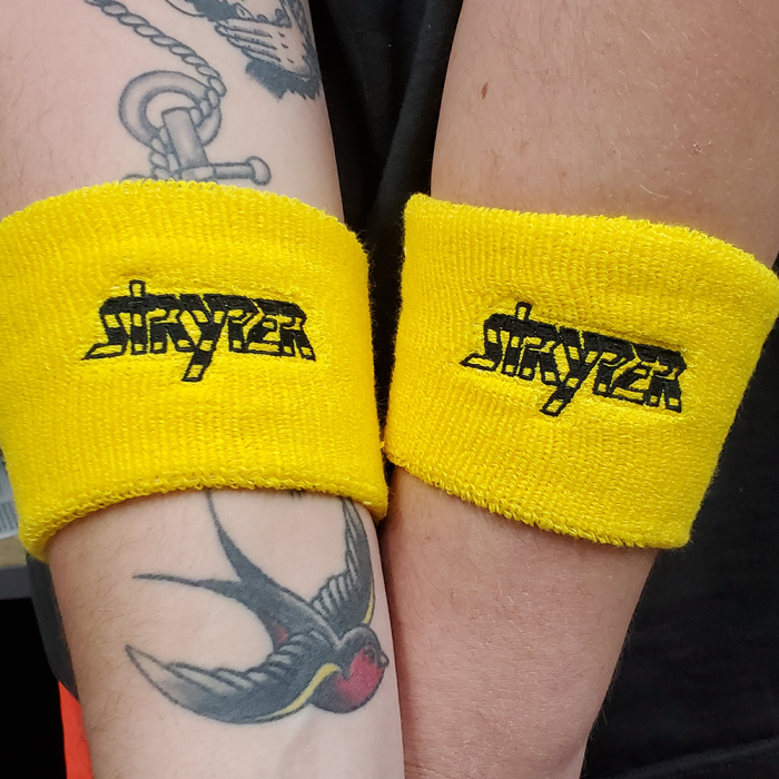 Terry Wristbands (Pair)