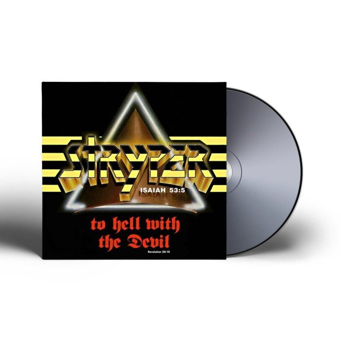 To Hell With the Devil CD