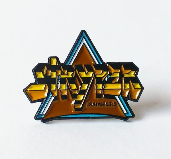 Triangle Logo Lapel Pin
