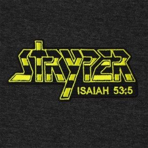 Stryper Logo Patch