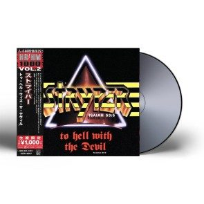 To Hell With The Devil CD [Japanese Import]