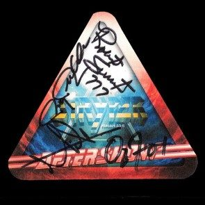 Autographed Pass #1 - No More Hell To Pay Tour Aftershow