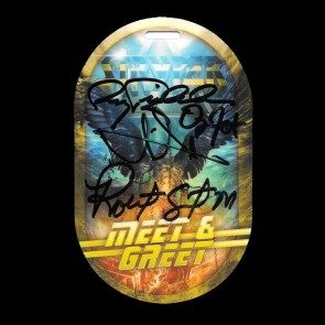 Autographed Pass #3 - No More Hell To Pay Tour Meet & Greet