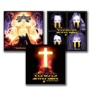 Even the Devil Believes Sticker 3-Pack