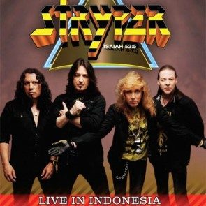 Live in Indonesia at Java Rockin' Land DVD