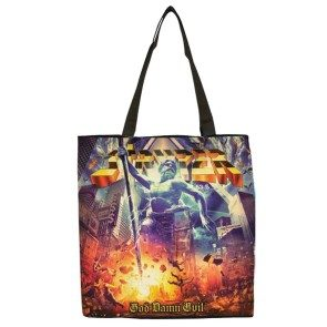 God Damn Evil Tote Bag
