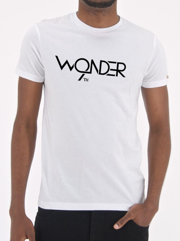 9th Wonder T, White