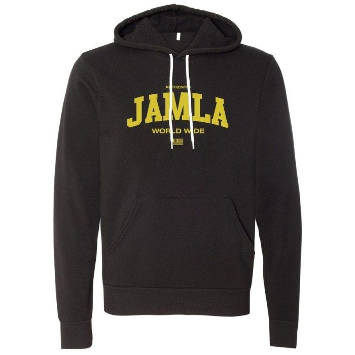 Authentic Jamla Worldwide Hoodie