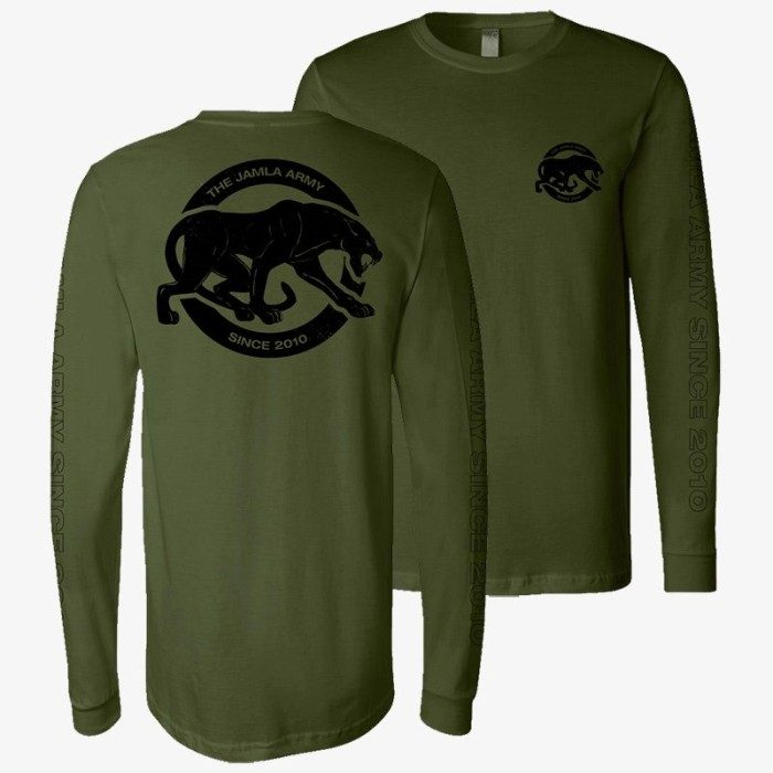 Jamla Panther Long Sleeve T