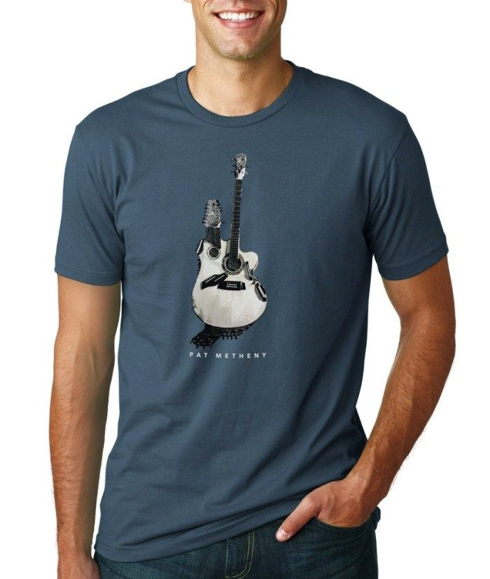 Pat Metheny Pikasso Guitar T