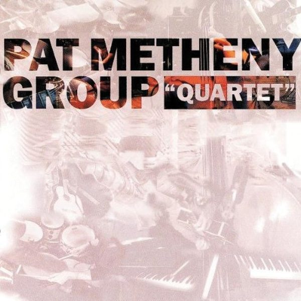 Pat Metheny Group Quartet CD