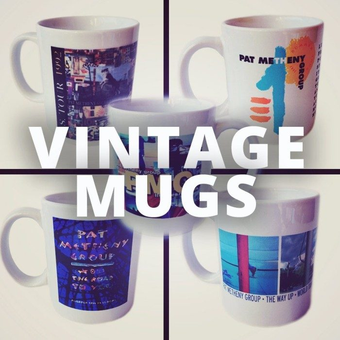 Vintage Mug Collection