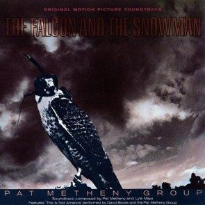 The Falcon and The Snowman CD
