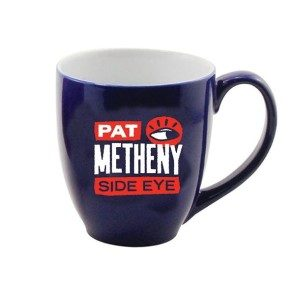 Side Eye Ceramic Mug