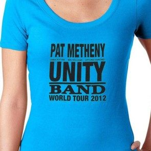 Women's Unity Tour 2012 T Blue