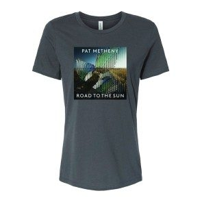 Women's Road To The Sun T, Grey