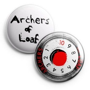 Archers of Loaf Button 2-Pack