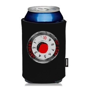 Volume Knob Collapsible Koozie