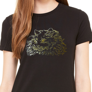 Ladies Cat T