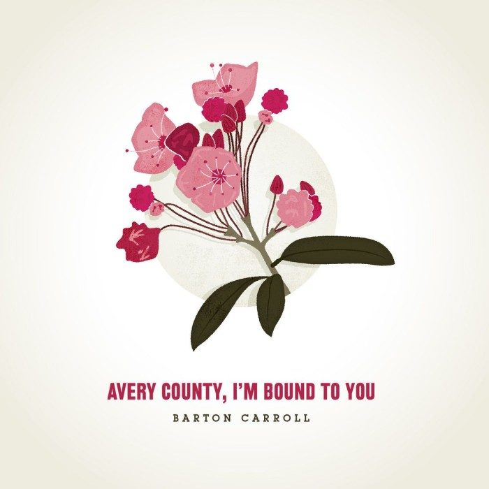 Avery County, I'm Bound To You Autographed LP