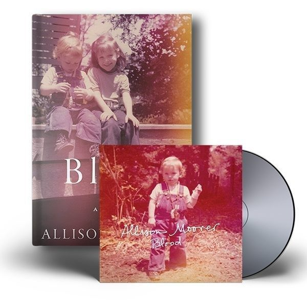 Blood CD + Memoir Bundle (AUTOGRAPHED)