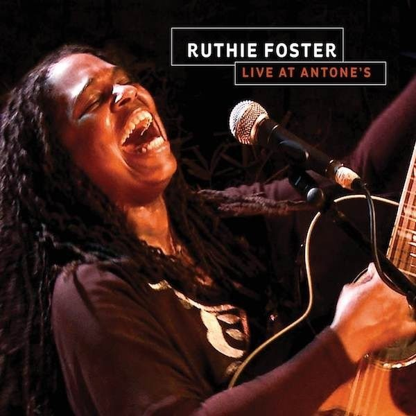 Live at Antone's CD/DVD