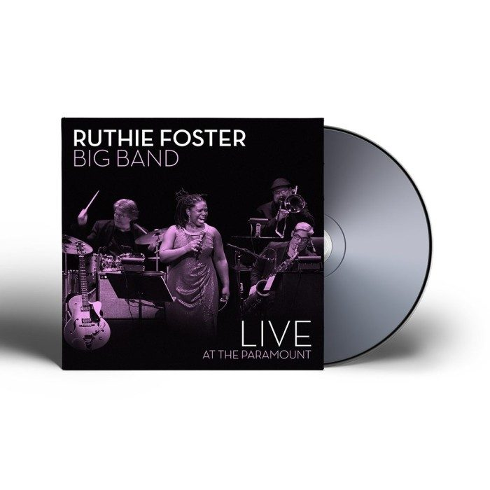 Ruthie Foster Big Band - Live at the Paramount CD