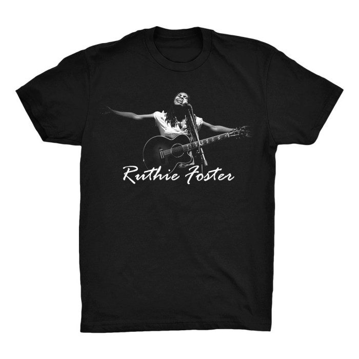 Ruthie Foster Live T