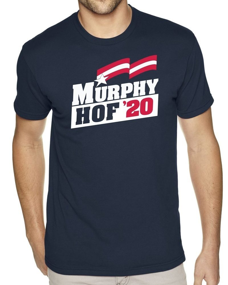 new york 24786 3a453 Dale Murphy Hall of Fame '20 T