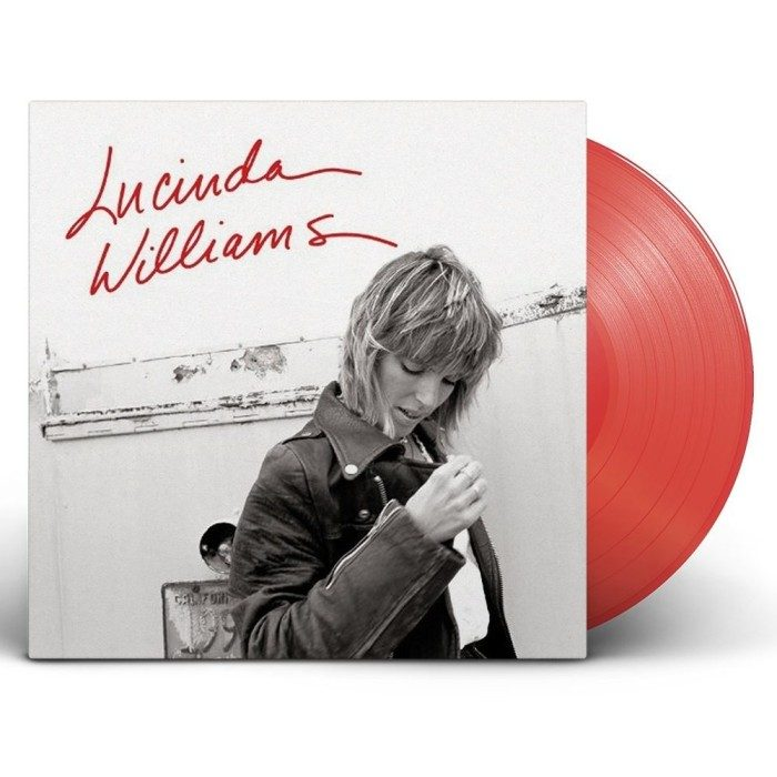 Lucinda Williams - 25th Anniversary Edition LP (Autographed option available)
