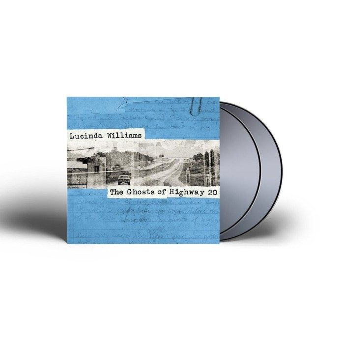 Ghosts of Highway 20 2CD (Autographed option available)