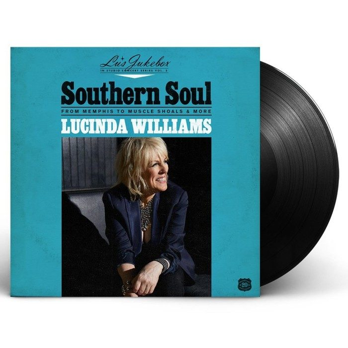 [PRE-ORDER] Lu's Jukebox Vol. 2 - Southern Soul: From Memphis To Muscle Shoals LP