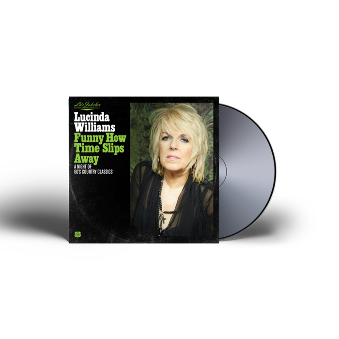 [PRE-ORDER] Lu's Jukebox Vol. 4 - Funny How Time Slips Away: A Night of 60's Country Classics CD