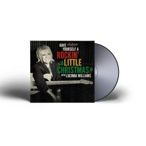 [PRE-ORDER] Lu's Jukebox Vol. 5 - Have Yourself A Rockin' Little Christmas With Lucinda CD