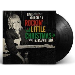 [PRE-ORDER] Lu's Jukebox Vol. 5 - Have Yourself A Rockin' Little Christmas With Lucinda LP