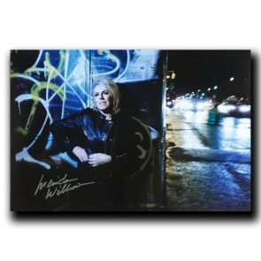 Autographed Lucinda Williams Poster