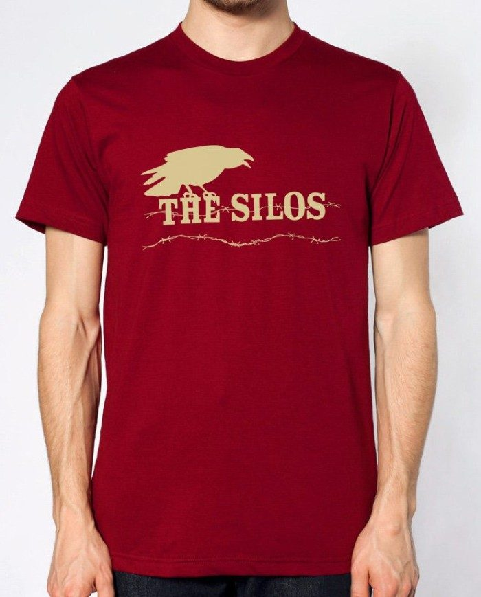 The Silos Bird T, Red