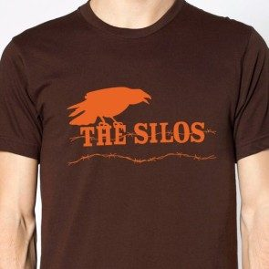 The Silos Bird T, Brown