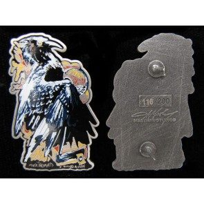 Famous Mockingbird Pin