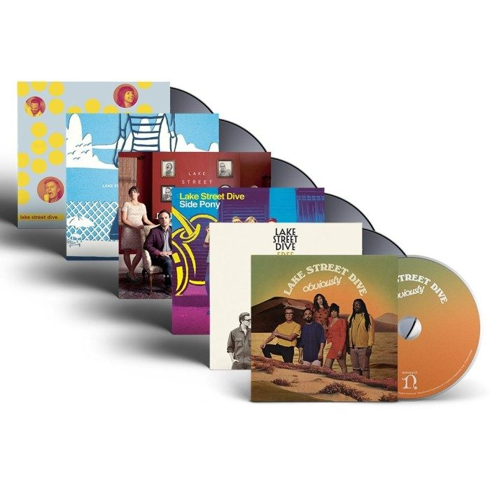 [PRE-ORDER] Lake Street Dive CD Catalog Bundle