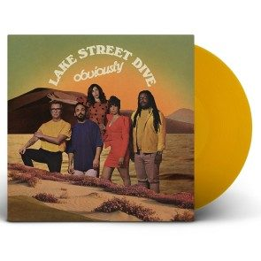 Obviously LP - Transparent Yellow Edition