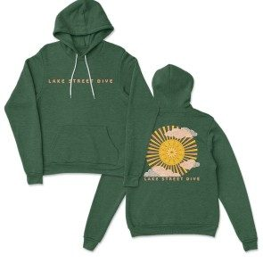 Sunset Pullover Hoodie + CD/LP Optional