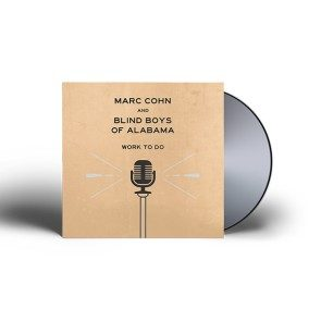 [PRE-ORDER] Marc Cohn & Blind Boys of Alabama Work To Do CD