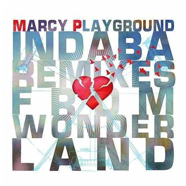 Indaba Remixes From Wonderland CD